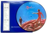 NM/NM RUSH HEMISPHERES VINYL LP PICTURE PIC DISC