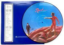 NM/NM RUSH HEMISPHERES VINYL LP PICTURE PIC DISC