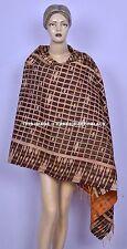 Reversible Designer Vintage Silk Kantha Shawl Wrap Scarf New Stall Shawl Scarve