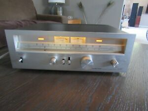 Pioneer TX-9500 AM FM Stereo Tuner In Good Working Condition.  Multi Voltage