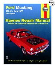 HAYNES Car Manual - Ford Mustang V8 (1964-1973) - 36048