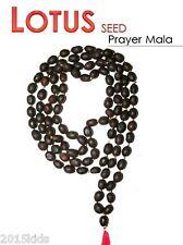 Lotus Seed Kamal Gatta Rosary Japa Mala 108 Beads Laxmi Prayer Hindu Meditation