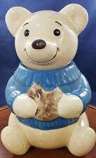 Vintage Metlox California Teddy Bear Cookie Jar