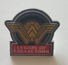 Funko Pop Wonder Woman Pin Badge DC Legion Of Collectors Exclusive