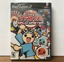 Taiko Drum Master PLAYSTATION 2 Brand New+Factory Sealed Game Only