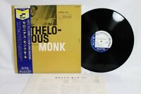 Thelonious Monk ‎– Genius Of Modern Music Volume 1 BLUE NOTE NR-8836 JAPAN LP NM