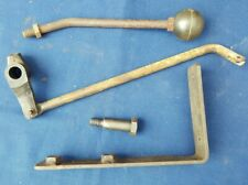 Land Rover Series 1 2 2a 3 genuine Fairey Overdrive complete Linkage Kit Lever
