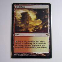 Arid Mesa Zendikar x1x Single MTG Magic the Gathering Card LP Lightly Played