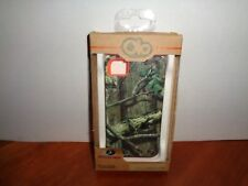 MOSSY OAK iPhone 4 4s RealTree CAMO Green/Orange COVER Phone CASE MATE
