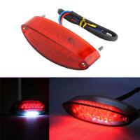 Motorrad Quad 28 LED Heck Rücklicht Bremslicht Kennzeichenleuchte Rot!` X5V1