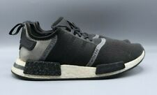 Adidas NMD R1 Boost Black Gray Reflective F36801 8.5 US MEN