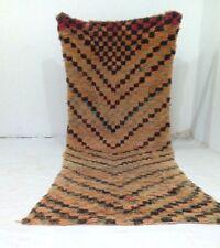 Vintage rug moroccan berber azilal runner berber rug boucherouite runner teppich