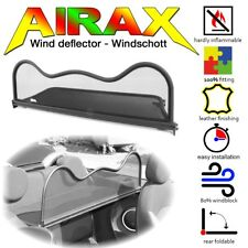 AIRAX Windschott BMW Mini One Cooper S  R52 & R57 ab Bj.2004-2015