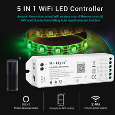 Mi-Light 5in1 WiFi LED Controller YL5 Amazon Alexa Compatible LED Strips 12-24V