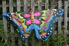Butterfly Kite Extra Large Hand Painted Fabric Kite