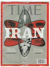 news magazine TIME July 27, 2015 IRAN Tehran's new power Blistererato abbonament