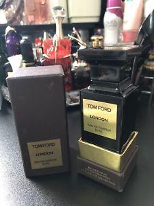 Tom Ford London 50ml Eau De Parfum EDP NEW WITH BOX RRP. £174 Batch Code A25
