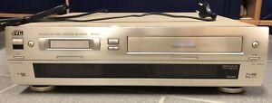 JVC Mini DV&S-VHS Video Cassette Recorder HR-DVS1