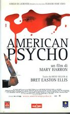American Psycho (2000) VHS  Filmauro exnolo  Mary Harron Christian Bale