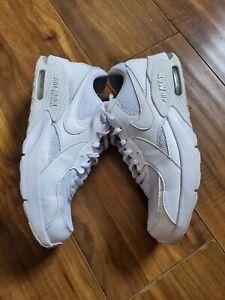 Nike AIR MAX EXCEE ) Grade School White/White CD6894-100 Shoes Sz (5.5)