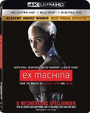 Ex Machina (4K Ultra HD)(UHD)(DTS:X)