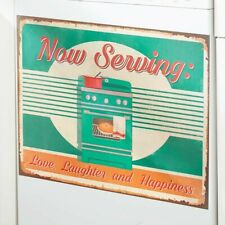 Retro Style Dishwasher Magnet - Home Appliance Accent