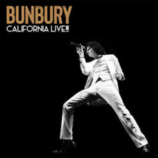 CD ENRIQUE BUNBURY CALIFORNIA LIVE!!! BRAND NEW SEALED