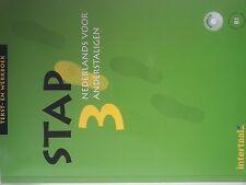 Stap 3 Nederlands voor anderstaligen incl. cd