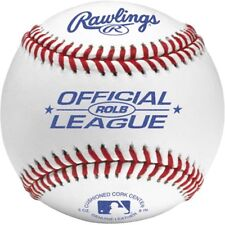 "Rawlings Official League Leather 9"" Official Baseball Rolb"