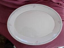Royal Doulton CARNATION Large size Oval Meat Dish 41.5 x 31.5 cms