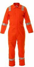 EAGLE TECHNICAL ORANGE WORK OVERALL  ETF1318PO SIZE 38 TALL NEW