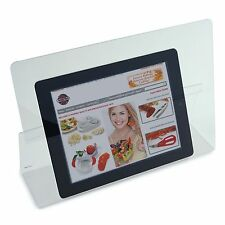 Norpro 737 Acrylic Cookbook Book Holder Also For iPads Tablets and eBook Readers