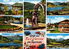 Bad Wiessee am Tegernsee , Ansichtskarte