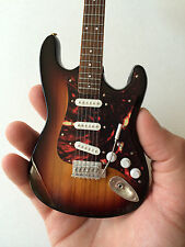 John Mayer Officially Licensed Fender Stratocaster Miniature Guitar