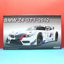 Fujimi 1/24 BMW Z4 GT3 2012 model kit with Photo-Etched Detial Up Parts #125688
