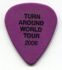 JONNY LANG 2006 Turn Around Tour Guitar Pick!!! JONNY'S concert stage Pick