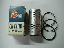 AC AC33 OIL FILTER Aston Martin Austin Ausin Healey Datsun MG Singer Triumph