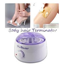 Beauty Melting Pot Waxing Professional Salon Heater Warmer Hair Removal Kit UL