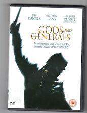 (HV556) Gods & Generals - 2004 DVD