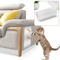 2 Stk Katze Kratzschutz Matte Haustier Kratzbaum Möbel Sofa Seat Super I4X1