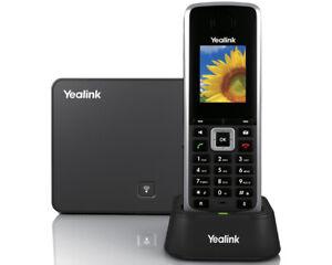 Yealink SIP-W52P DECT Bundle Cordless IP Phone Handset
