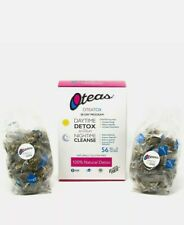 Oteas Day and Night Oteatox 56 Teabag Natural Detox, July 22