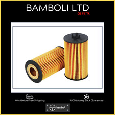 Bamboli Oil Filter For Alfa Romeo 159 1.8 71744410