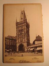 Praha / Prag - Der Pulverthurm / Pulverturm - Lichtdruck / KAB