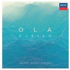 Ola Gjeilo - Ola Gjeilo [New CD]