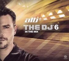 The DJ 6-In The Mix von ATB (2010) special 3 CD - Set  NEU