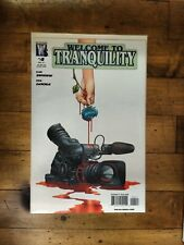 WS Wildstorm Welcome To Tranquility #4 Unread Condition