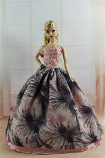 Fashion Princess Party Dress/Evening Clothes/Gown For Barbie Doll S326