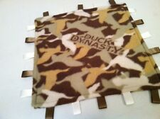 Duck Dynasty Baby Security Blanket Handmade