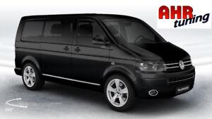 VW T5 T6 Alufelgen 7,5x17 Zoll Matto Silber ET 53 mit ABE wintertauglich